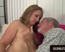 Stara kobieta dostaje penisa od młodego Seryozha - filmy porno