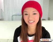 Monster Fuck-Stick Pummels Teenager Erwachsene Video Starlet Ana Li Und Sie Bekommt Mit Gesichts Cumshot Ausgezeichnet