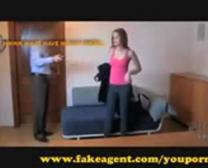 Fake Agent Schuldlos Teenage Nimmt Erstes Mal Creampie 3Gp