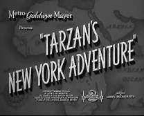 Tarzans Friss York Kockázati 1942