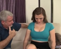 Ample Jugged Jessica Roberts Takes Man-Meat
