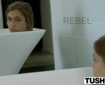 Tushy Hautement Premier Enculent Pour Adolescent Rebelle Lynn