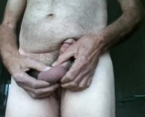 Toying With My Nut Sack And Attempting To Put Finger Into Peehole