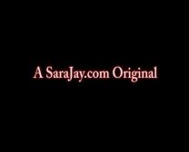 Sara Jay Ottiene Una Sborrata Facciale Sporco
