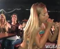 Áspera Oral Trabajo Con Strippers