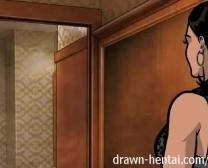Hentai Arqueiro - Serviço De Apartamento