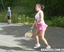 Brazzers - Abbie Cat - Pourquoi Nous Jouissons Tennis De Filles