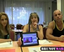 Meteme Tu Polla Hasta El Fondo Como Una Puta - Polvazo Por Brunoymaria